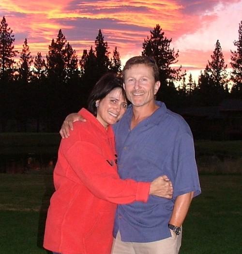 Me and Steve Tahoe 2006